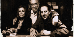 Faye Dunaway, Charles Bukowski, Mickey Rourke, Barfly