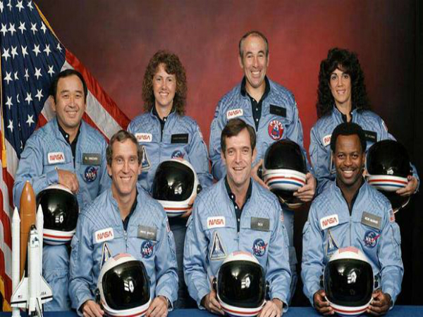 space shuttle Challenger | Brian Castellani